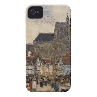 聖者Vulfranのアブビル、通りおよび教会 Case-Mate iPhone 4 ケース