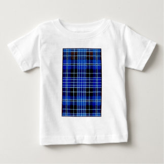 """""""聖職者""""のタータンチェック ベビーTシャツ"""