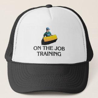 職業訓練のティー キャップ