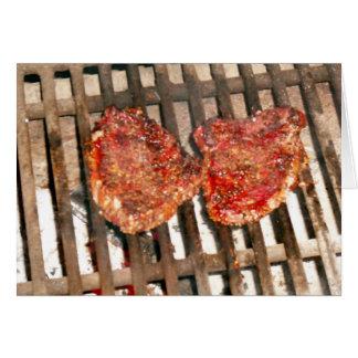 肉に素晴らしい カード