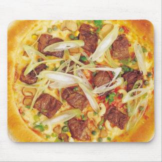 肉ピザ マウスパッド