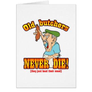 肉屋 カード