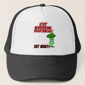 肉帽子 キャップ