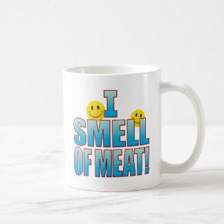 肉生命Bの臭い コーヒーマグカップ
