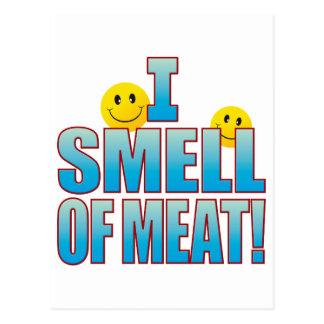 肉生命Bの臭い ポストカード