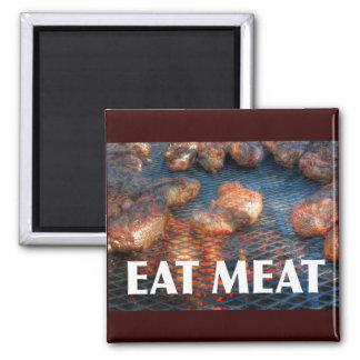 肉磁石を食べて下さい マグネット