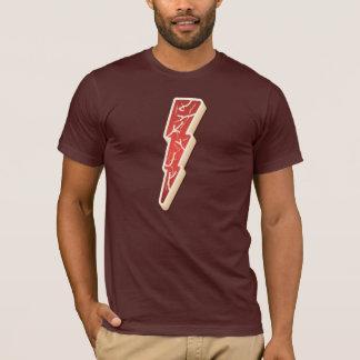 肉稲妻 Tシャツ