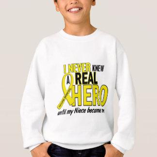 肉腫は決して英雄2の姪を知っていませんでした スウェットシャツ