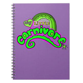 肉食獣 ノートブック