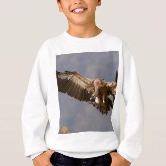 肉食鳥 スウェットシャツ
