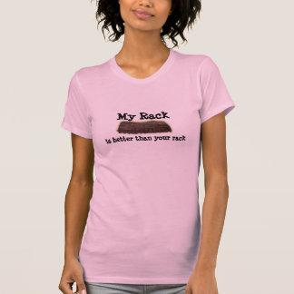 肋骨の棚のワイシャツ Tシャツ