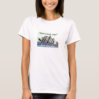 肋骨Concordia Tシャツ
