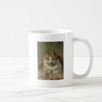 肖像2 コーヒーマグカップ
