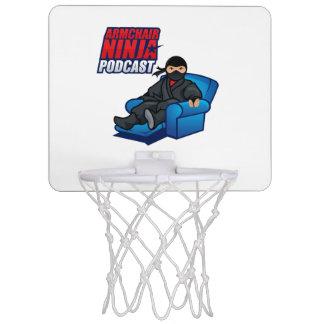 肘掛け椅子の忍者の小型バスケットボールのゴール ミニバスケットボールゴール