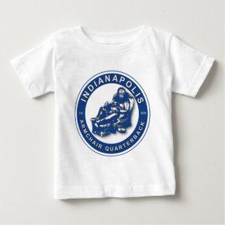 肘掛け椅子QB -インディアナポリス ベビーTシャツ