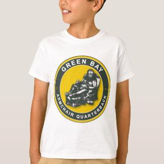 肘掛け椅子QB -グリーン・ベイ Tシャツ