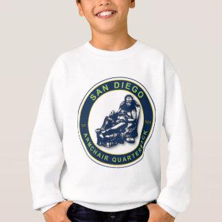 肘掛け椅子QB -サンディエゴ スウェットシャツ