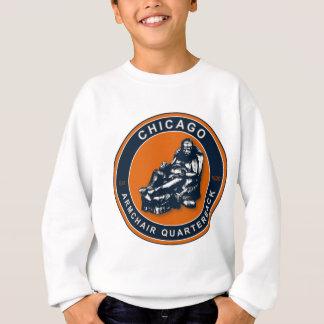 肘掛け椅子QB -シカゴ スウェットシャツ