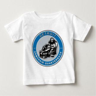 肘掛け椅子QB -デトロイト ベビーTシャツ