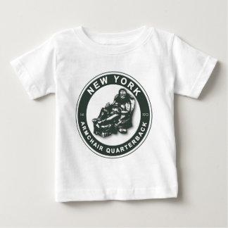 肘掛け椅子QB -ニューヨーク ベビーTシャツ
