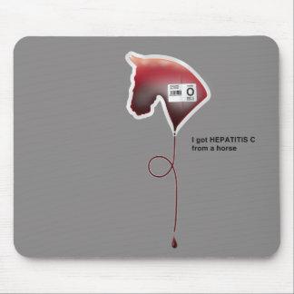肝炎 マウスパッド