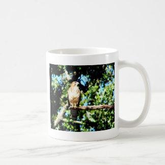 肢のタカ コーヒーマグカップ