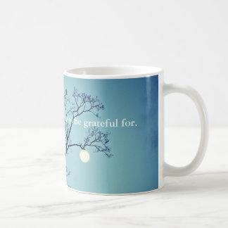 肢感謝したのでつるす月 コーヒーマグカップ