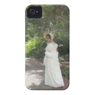 肩に見ている潔白の女の子に戻して下さい Case-Mate iPhone 4 ケース