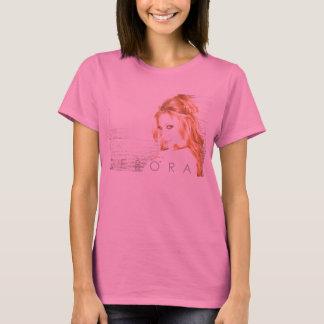 肩Deborahギブソンに Tシャツ