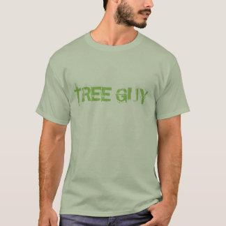 育樹専門家または博物学者のTシャツ Tシャツ