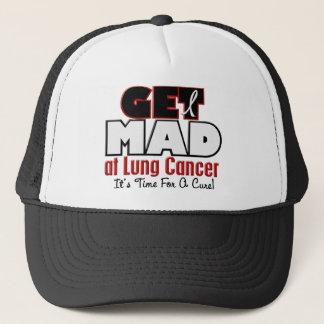 肺癌に腹を立てて下さい キャップ