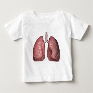 肺 ベビーTシャツ