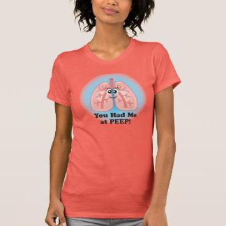 肺Tシャツ Tシャツ