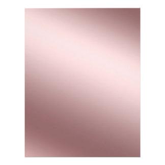 背景のピンクの灰色色 チラシ