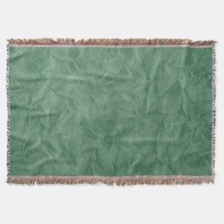 背景文書の質-汚れた緑 スローブランケット