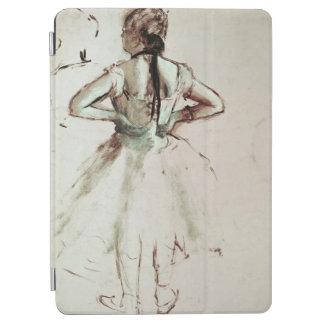 背部から見られるエドガー・ドガ のダンサー iPad AIR カバー