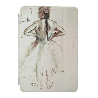 背部から見られるエドガー・ドガ のダンサー iPad MINIカバー