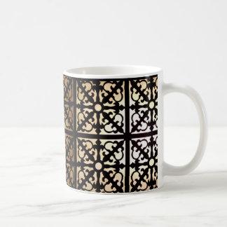 背部ライト コーヒーマグカップ