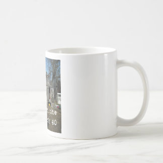 背部40ギア コーヒーマグカップ