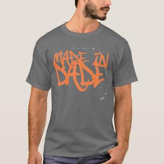 背部Tシャツ及びワイシャツでDade郡305で作られる Tシャツ