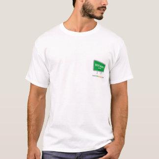 背骨の高速自動車道路 Tシャツ