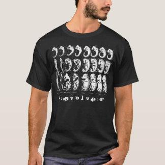 胎児、r: e v o l v e: r tシャツ