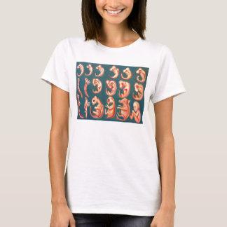 胎児 Tシャツ