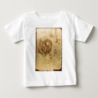 胚の勉強 ベビーTシャツ
