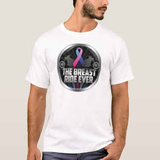 胸の乗車 Tシャツ