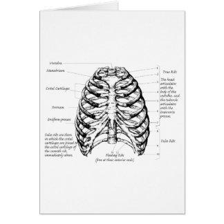 胸郭の青銅 カード