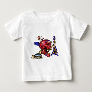 能なし(ロックンロール)のZ芸術 ベビーTシャツ