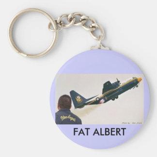 脂肪質のアルバート、FATアルバート キーホルダー
