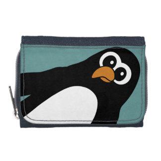 脂肪質のペンギン ウォレット