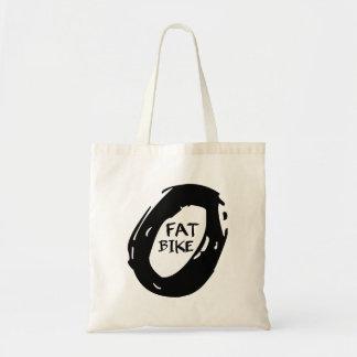 脂肪質のマウンテンバイク トートバッグ